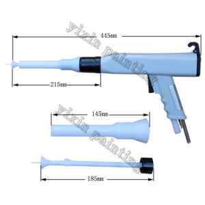 Electrostatic Spray Gun Powder Coating Extension Rod Parts pictures & photos