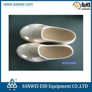 Antistatic Spu Foaming Shoes (3W-9107) pictures & photos