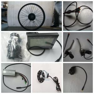 1000W Front Wheel Electric Bike with Waterproof Conversion Ebike Kit pictures & photos