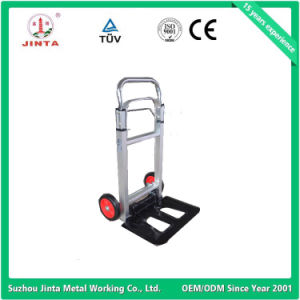 Best Seller Aluminum Folding Passenger Luggage Hand Truck pictures & photos