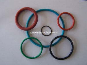 Colorful Silicone O Ring pictures & photos