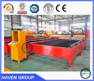 CNCTG-3000X6000 CNC Plasma and Flame Cutting Machine with Table pictures & photos