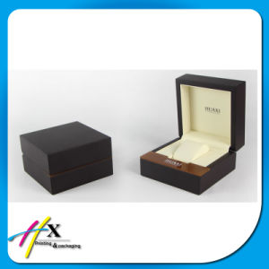 Classical Custom Wooden Leather Watch Packaging Gift Box for Watches pictures & photos