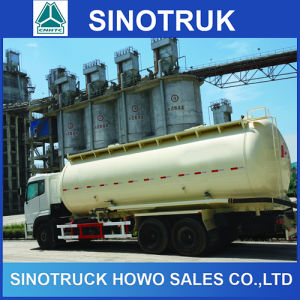 Sinotruk HOWO 35ton 8X4 Bulk Cement Truck for Cement Transport pictures & photos