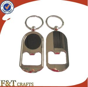 Cheap Blank Custom Shape Metal Bottle Opener with Keychain pictures & photos