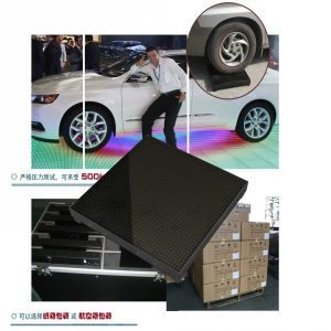 P12.5 LED Screen Dance Floor for Christmas pictures & photos