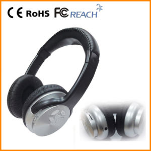 Wireless Charging Bluetooth Headphone with Radio Function, TF Card (RBT-603)
