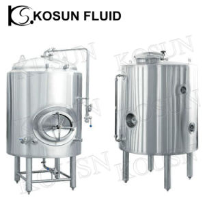 1bbl 2bbl Stainless Steel Double Jacket Brite Tanks Bright Beer Tank pictures & photos