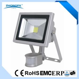 1600lm 20W LED Floodlight with PIR Semsor pictures & photos