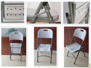 Home and Outdoors Plastic Folding Chair pictures & photos