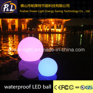 Color-Changing Outdoor Waterproof LED Pool Round Ball pictures & photos