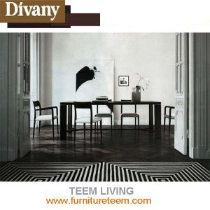 E-24 Divany Series Diningroom Muebel Set Dining Table Furniture pictures & photos