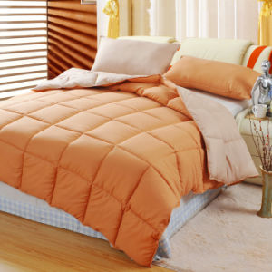 Soft Altermative Microfiber Comforters Duvets Quilts and Pillows pictures & photos
