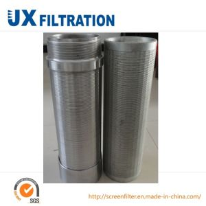 Stainless Steel Wedge Wire Screen Tube pictures & photos