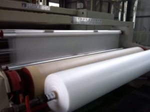Three Dies SMS PP Nonwoven Fabric Making Machine pictures & photos