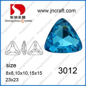 New Beauty Crysal Fancy Triangle Stones Wholesale Yiwu pictures & photos