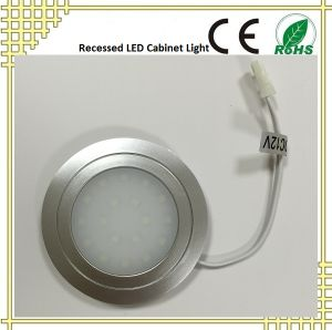 Slim Plastic Recessed LED Cabinet Light pictures & photos