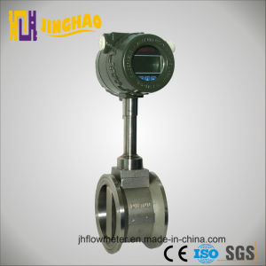 High Quality Clamp Type Intelligent Vortex Flowmeter (JH-VFM) pictures & photos