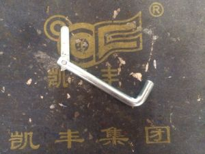 Toggle Pin Electro Galvanized Frame Scaffolding Accessories pictures & photos