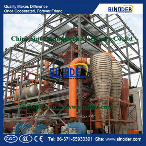 10-200t/D Vegetable Oil Refinery Equipment /Oil Refining Plant/Sunflower Oil Refining Machine with Ce ISO pictures & photos