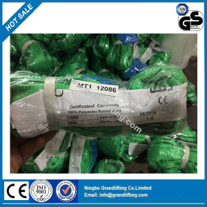 GS Ce Certified Endless Polyester Round Lifting Sling pictures & photos