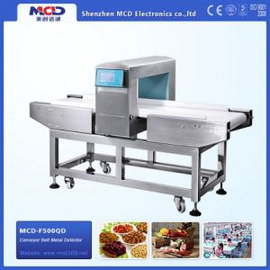 Super Sensitive Food Needle Metal Detector / Food Safety Scanner (MCD-F500QD)