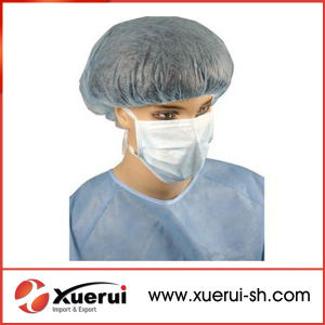 Medical Disposable Surgical Non-Woven Cap pictures & photos