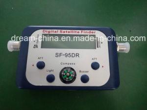 Sf-95dr 13-18V DC Support DVB S2 DVB S HD Meter Digital Satellite Finder (SF-95DR) pictures & photos