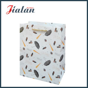 Cheap Coated Paper M′s Hand Shopping Package Gift Paper Bag pictures & photos
