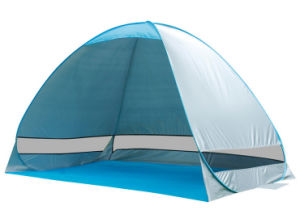 Carries 2016 Hot-Sale UV Protection Beach Tent Beach Shelter pictures & photos