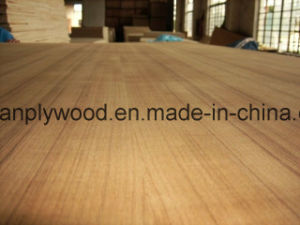 Natural Teak Gurjan Plywood for Middle East pictures & photos