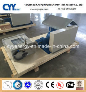 Cyyp 72 Uninterrupted Service Large Flow and High Pressure LNG Liquid Oxygen Nitrogen Argon Multiseriate Piston Pump pictures & photos