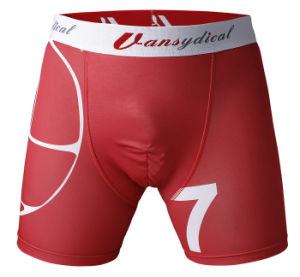 Compression Shorts Summer Running Gym training Sportswear for Men (AKNK-1006) pictures & photos