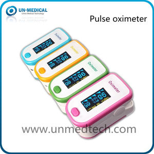 New-OLED Fingertip Pulse Oximeter with 3 Paras: SpO2, Pr, Pi pictures & photos