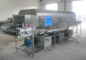 Canteen Trays Washing Machine for Large Output pictures & photos