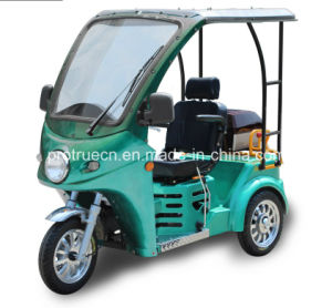 Handicapped Tricycle with New Front Cover (DTR-14) pictures & photos