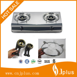 Double Heavey Weight Burner Gas Cooker for Bangladesh Jp-Gc200 pictures & photos