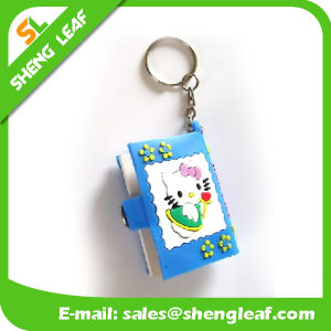 Hot Selling Cutom Mini Book Keychain pictures & photos