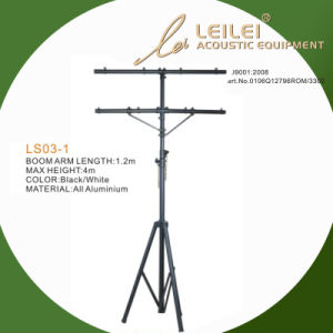 Profession Stage Height Adjustable Light Stand (LS03-1) pictures & photos