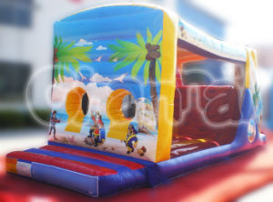 Jungle Inflatable Outdoor Playground Infatable for Kids (CHOB205) pictures & photos