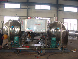 Food Processing Machine/Water Spraying Type Sterilizer Machine for Food pictures & photos