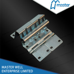 Double-Line Side Hinge/ Double Side Hinge for Finger Protection/ Garage Door Side Hinge with Good Quality pictures & photos