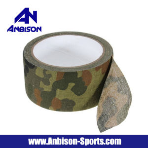 Anbison-Sports outdoor Airsoft Multi-Function 5cm X 10 M Camouflage Tape pictures & photos