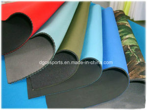 Perforated Neoprene Fabric for Breathable pictures & photos