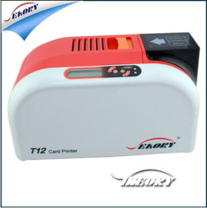 USB Interface Multi Lanuage Operating System Seaory T12 Card Printer/Business ID Card Printer pictures & photos
