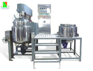 Zjr Cream Ointment Vacuum Homogenizing Mulser pictures & photos