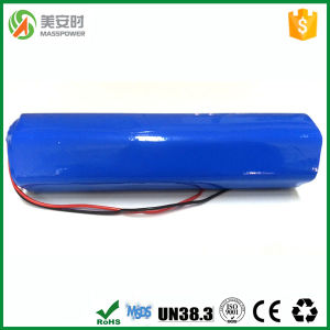 High Quality 18.2ah 12V Round Li-ion Battery pictures & photos