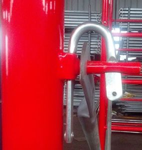 Frame Scaffolding Fast Locks/Canday Cane Lock Manufactured From China Factory pictures & photos
