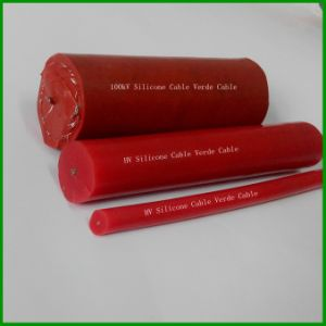 Different Type Customized Silicone Wire, Silicone Cable pictures & photos