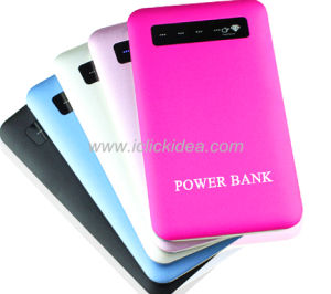Super Slim 4000mAh Portable Power Bank